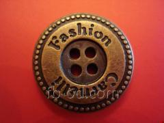 Button No. K89 (24L)