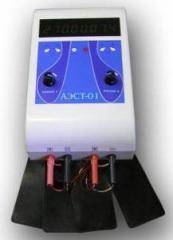 Аппарат для миостимуляции АЭСТ 01 2-канальный,  артикул 40234