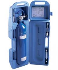 Баллон кислородный в пластиковом футляре 3,2 л, артикул 40183