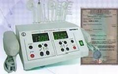 Thiết bị dùng cho darsonvalization trị liệu