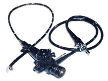 The bronchoscope with fiber B-VO-3-1 optics of