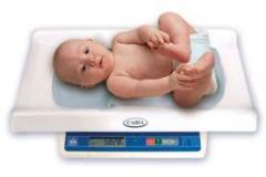 Весы электронные с автономным питанием настольные для новорожденных В1-15- Саша,  артикул 30062