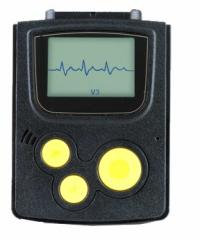 Holter of BI6600-12 electrocardiogram with ON