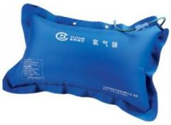 Oxygen pillow without oxygen, the article of