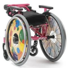 Children's wheelchair of Pik