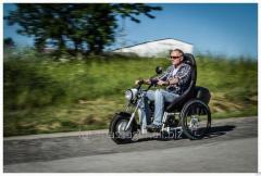 Электро коляска Rid-e