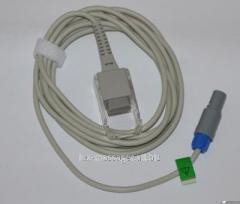 The extender for disposable SPO2 sensors, the