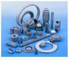 Products non-standard of firm alloys