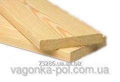 Board of dry planed 40х150 mm
