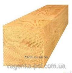 Bar of dry 40х50 mm