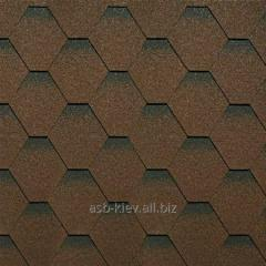 Bituminous tile of Shinglas Classic 317*1000mm