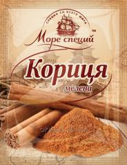 Cinnamon to Mora of spices
