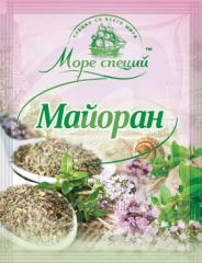 Marjoram to Mora of spices