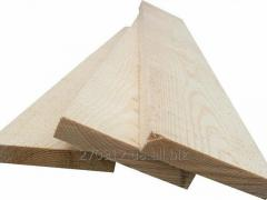 Construction edged board