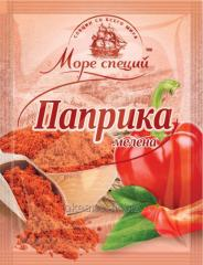 Paprika to Mora of spices