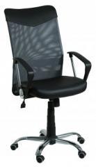 Office chair AMF Aero HB Line seat Grid black,