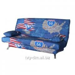 AMF sofa Ajax America blue