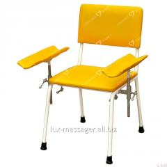 Chair SD-2, donor with two armrests
