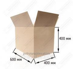 Gofroyashchik brown 600х400х400. The container is