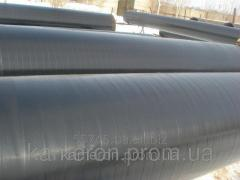 Pipes steel on drains