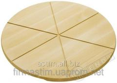 Board for pizza wooden Ø 300 999175