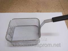 Basket to a deep fryer of 8 l. cze302187