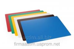 Linings for cutting of HACCP - a set of 6 pieces