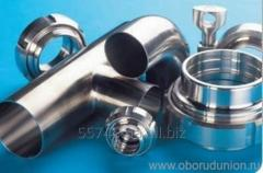 Spare parts to heat-insulating pipes