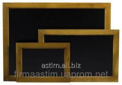 Board cretaceous for the menu, 600 x 800 mm 664049