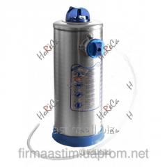 Water softener - 8 l, Ø 180x405(H) of mm 231258