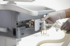 Аппарат ИВЛ SynoVent E5, артикул MIN0382