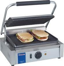 Contact grill of HENDI 263655