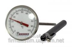 The thermometer with Hendi 271216 probe