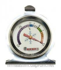 The thermometer universal for freezers and