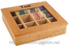 Presentation box for Hendi 456514 tea