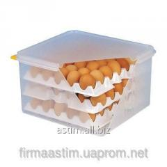 BOX FOR EGGS, 8 CONTAINERS 870617