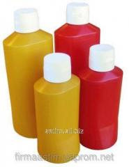 BOTTLE FOR MUSTARD 558232 KETCHUP I