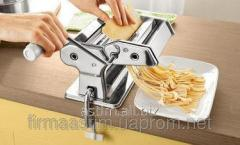THE MACHINE FOR CUTTING OF NOODLES I OF MACARONI