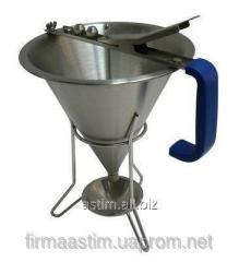 FUNNEL-BATCHER FOR SAUCES I OF CREAMS 551806
