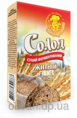Malt rye Scullion of 150 g.