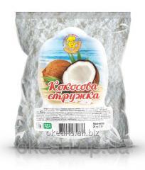 Coconut flakes Scullion of white 100 g.