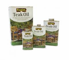 Tikovy TEAK OIL oil