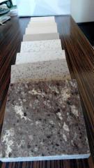 Quartz stone, Artificial stone