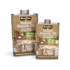 Датское масло для внутренних работ Q/D Danish Oil,