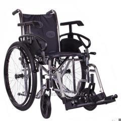 Коляска инвалидная Millenium III хром, ...