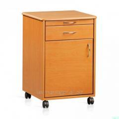 Éjjeli szekrények a kórházakban használat számára