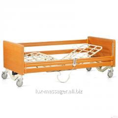 Кровать с электроприводом с металлическим...