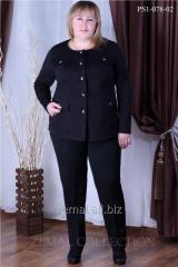 PS1-078 trousers classical female big size