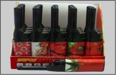 Зажигалка 138 А (овощи)       (600 шт. в ящике)