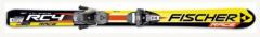Лыжи беговые - Fischer RC4 Race JR. 130 2008 со